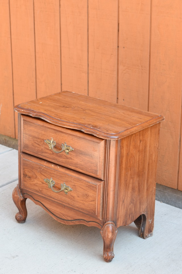 Nightstand Side View