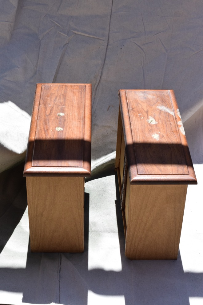 Wood Filler on Hardware Holes