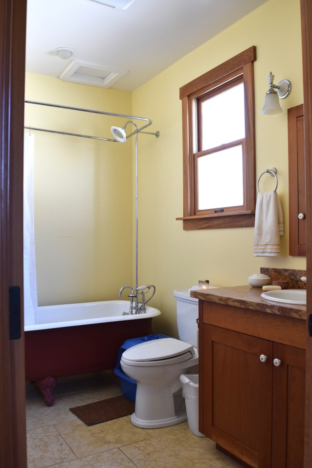 Move in Bathroom