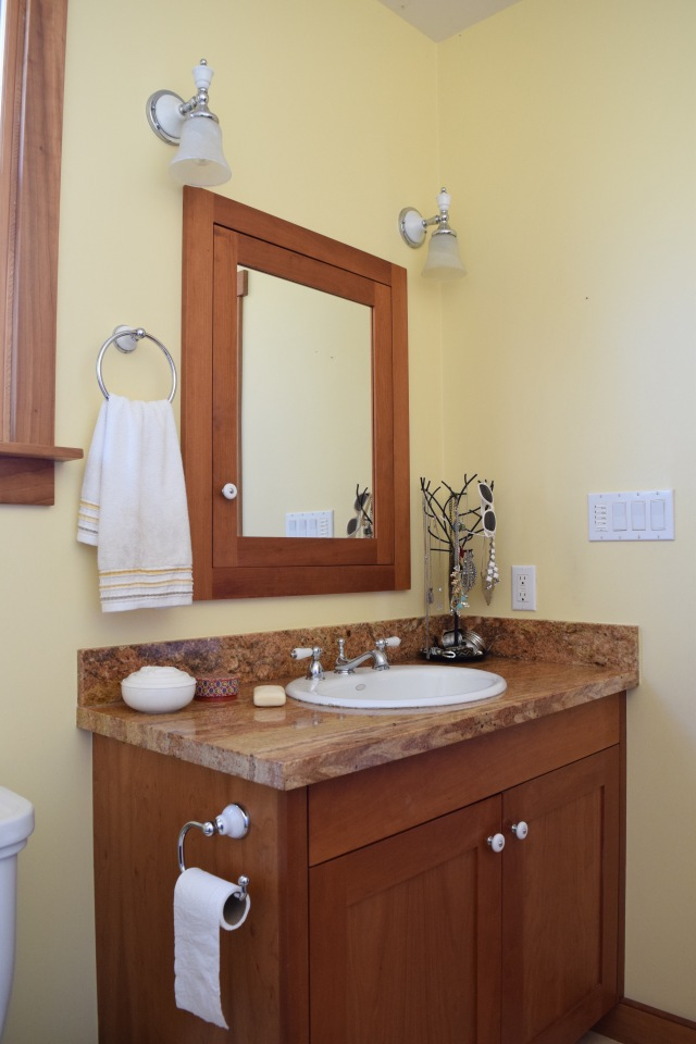 Move in Bathroom Vanity