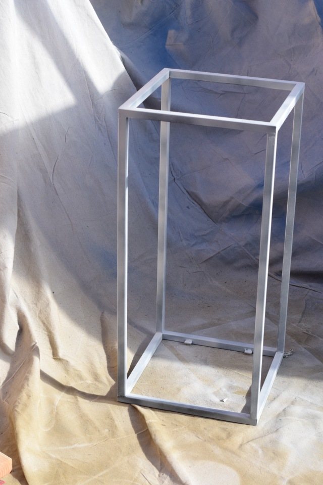 Plant Stand Primed | Land of Laurel
