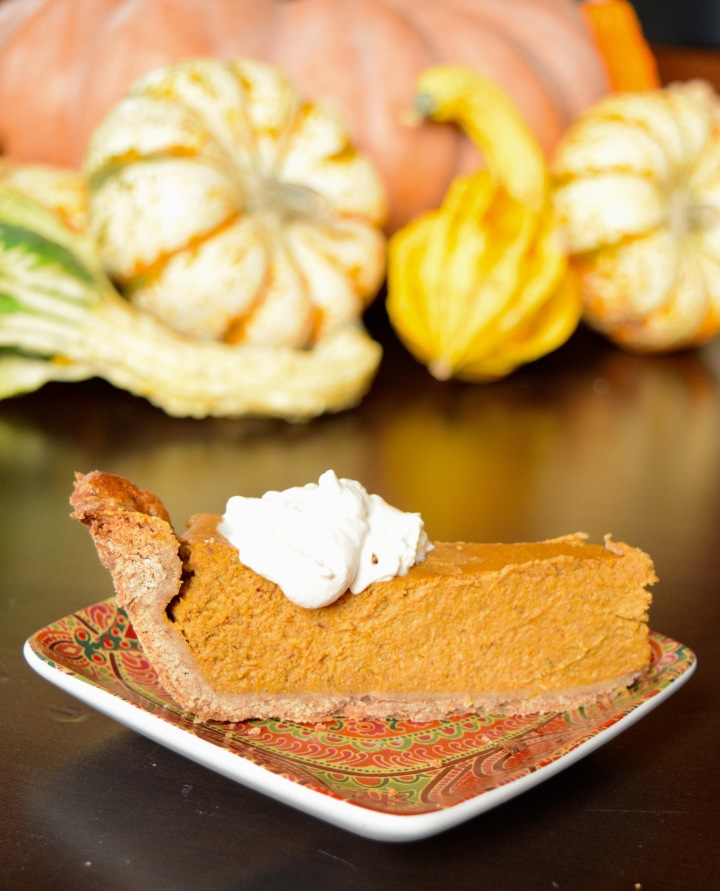 Perfect Pumpkin Pie | Land of Laurel