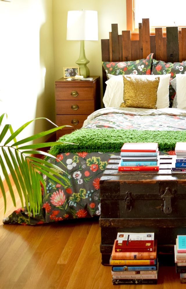 Garden Trellis Bedding | Land of Laurel