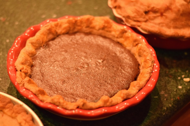 Fudge Pie | Land of Laurel
