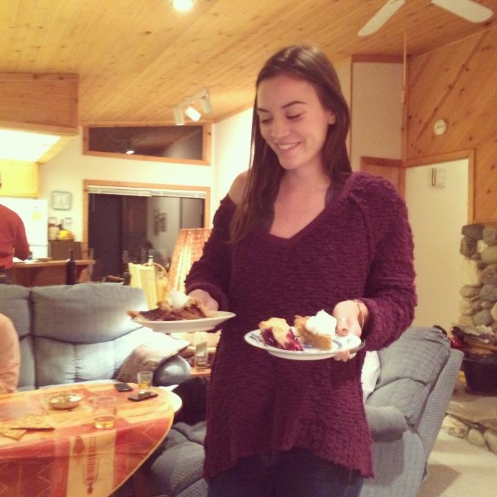 Hanna's Dessert Plates