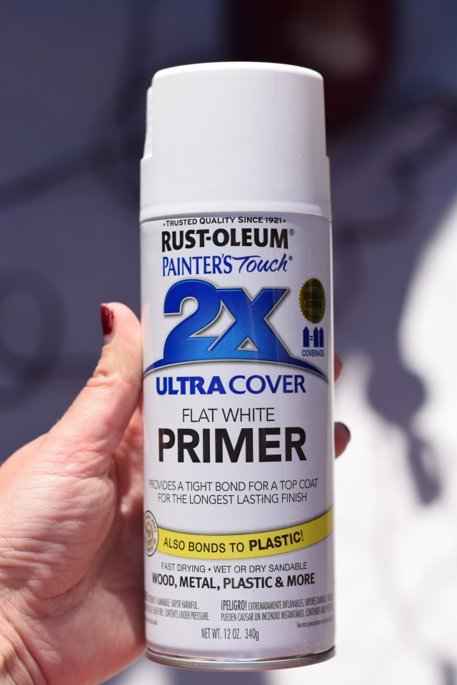 Rustoleum Primer | Land of Laurel