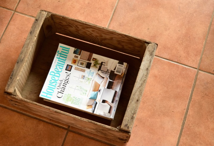 Magazine Storage | Land of Laurel