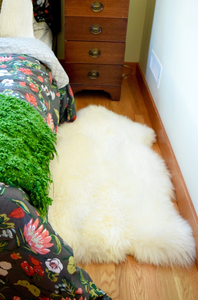 Sheepskin Rug | Land of Laurel