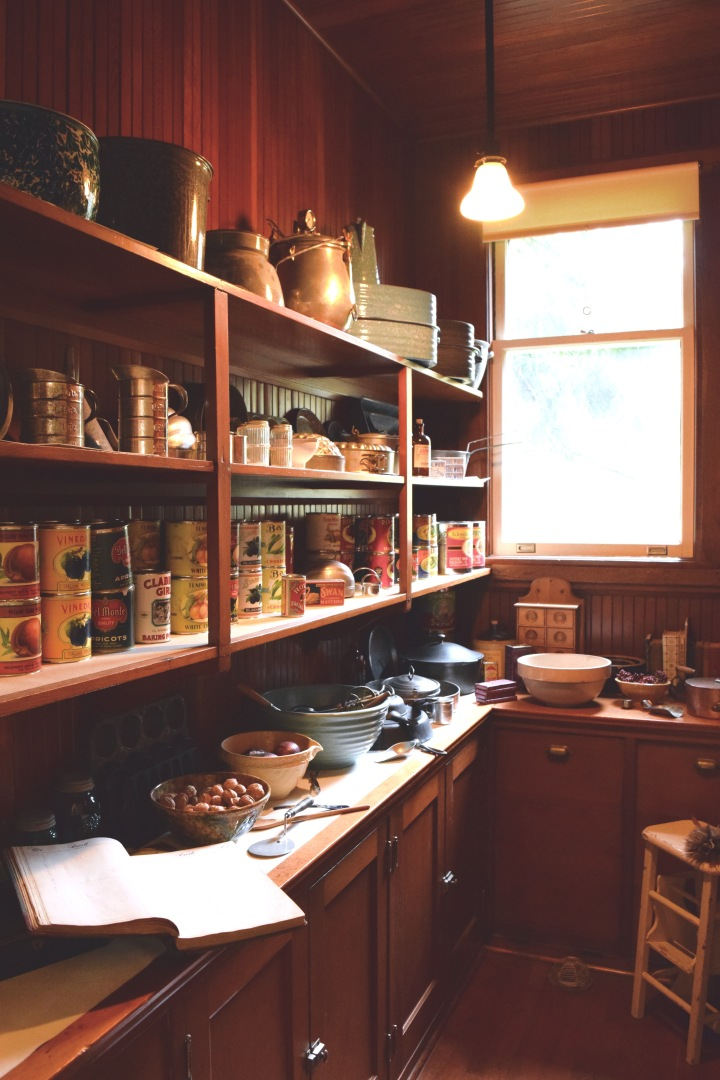 Pittock Pantry | Land of Laurel