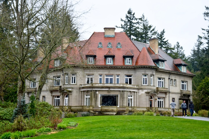 Pittock Mansion | Land of Laurel