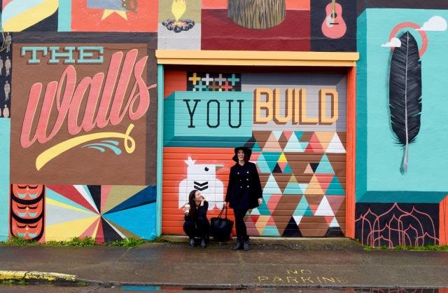 Mural Wall 4 | Land of Laurel