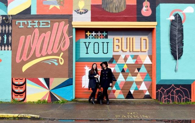 Mural Wall 5 | Land of Laurel