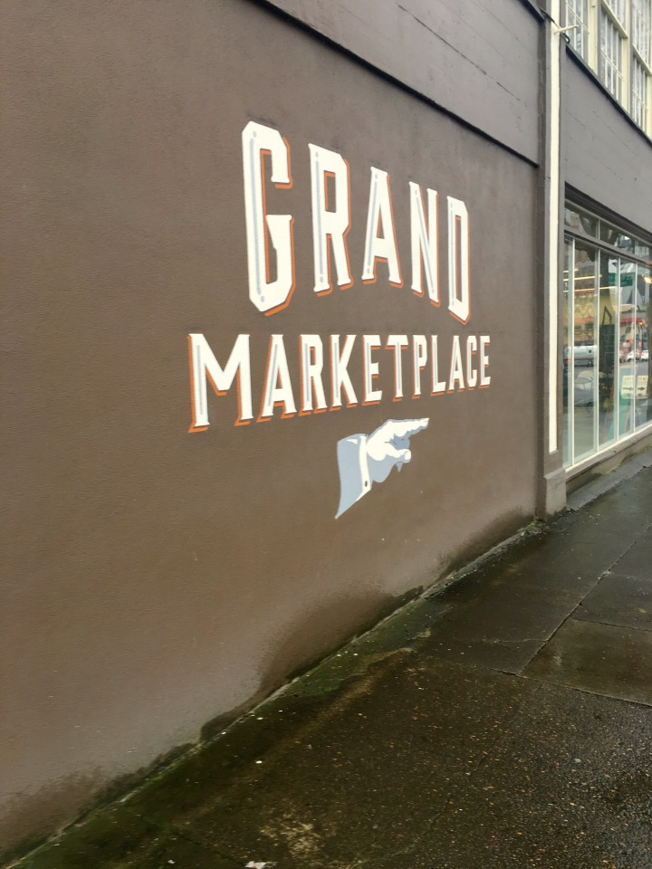 Grand Marketplace | Land of Laurel