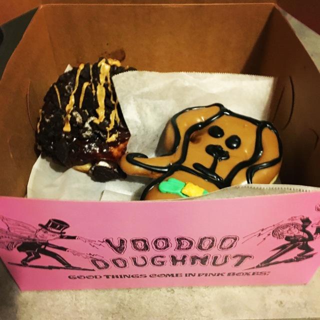 Voodoo Doughnuts Scooby Doo | Land of Laurel
