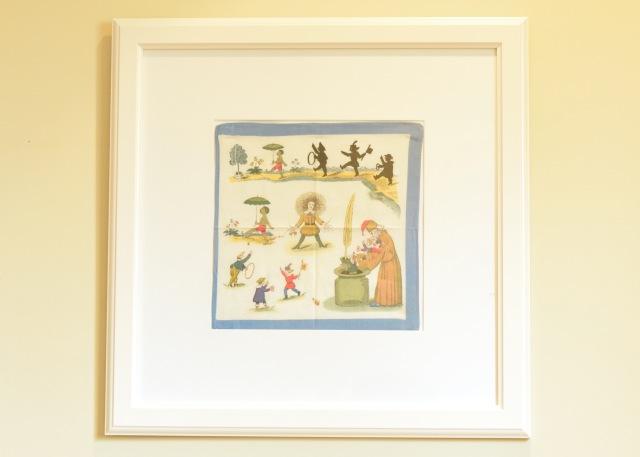 Struwwelpeter Handkerchief Art | Land of Laurel