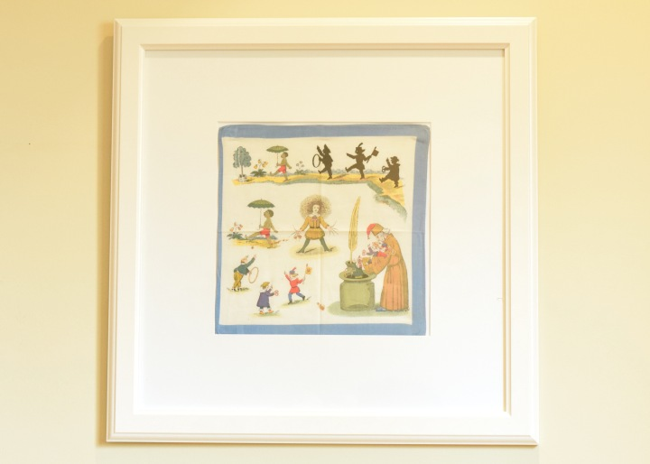 Struwwelpeter Handkerchief Art | Land of Laurel