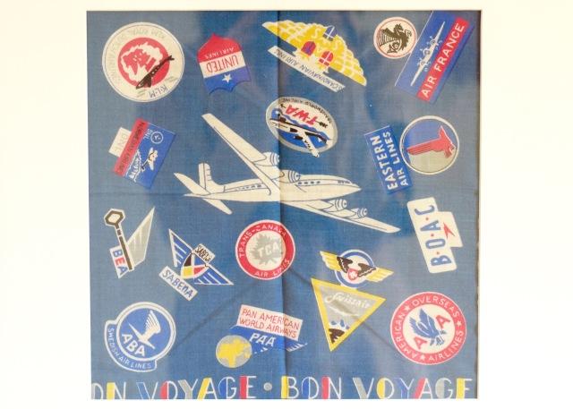 Vintage Handkerchief Art | Land of Laurel