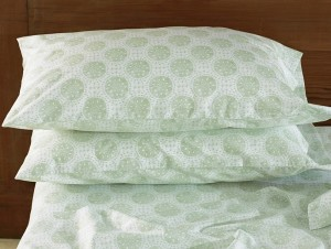 Coyuchi San Dollar Sheet Set | Land of Laurel