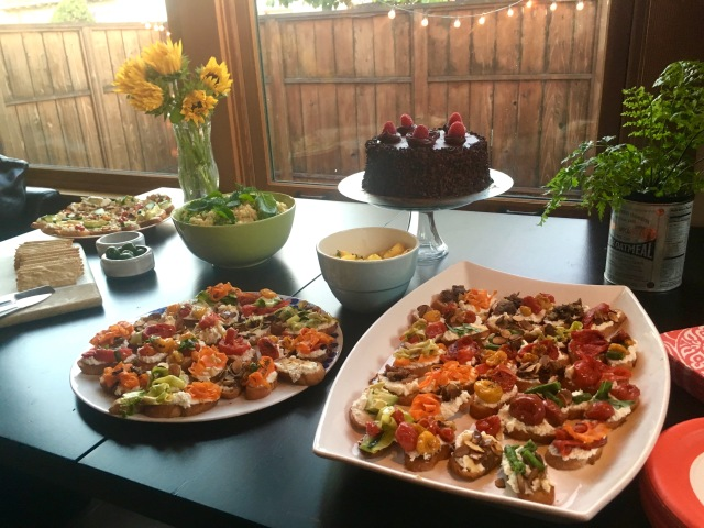Party Food | Land of Laurel