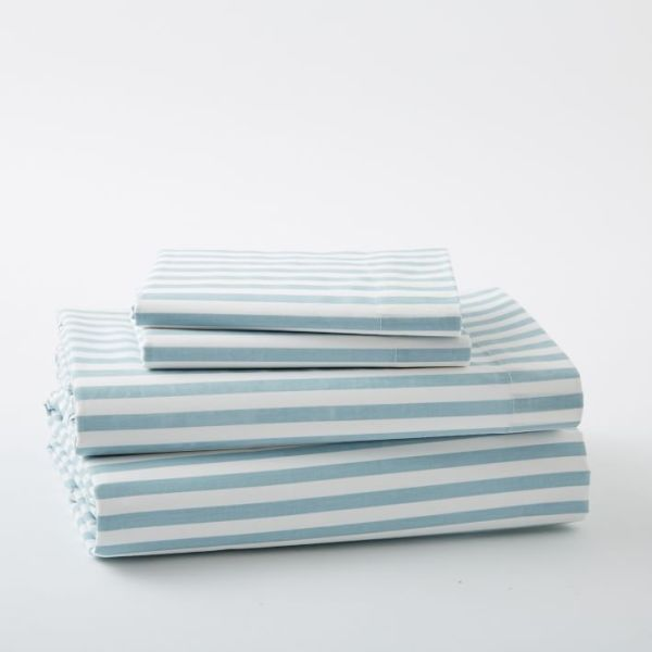 West Elm Mod Stripe Sheets | Land of Laurel