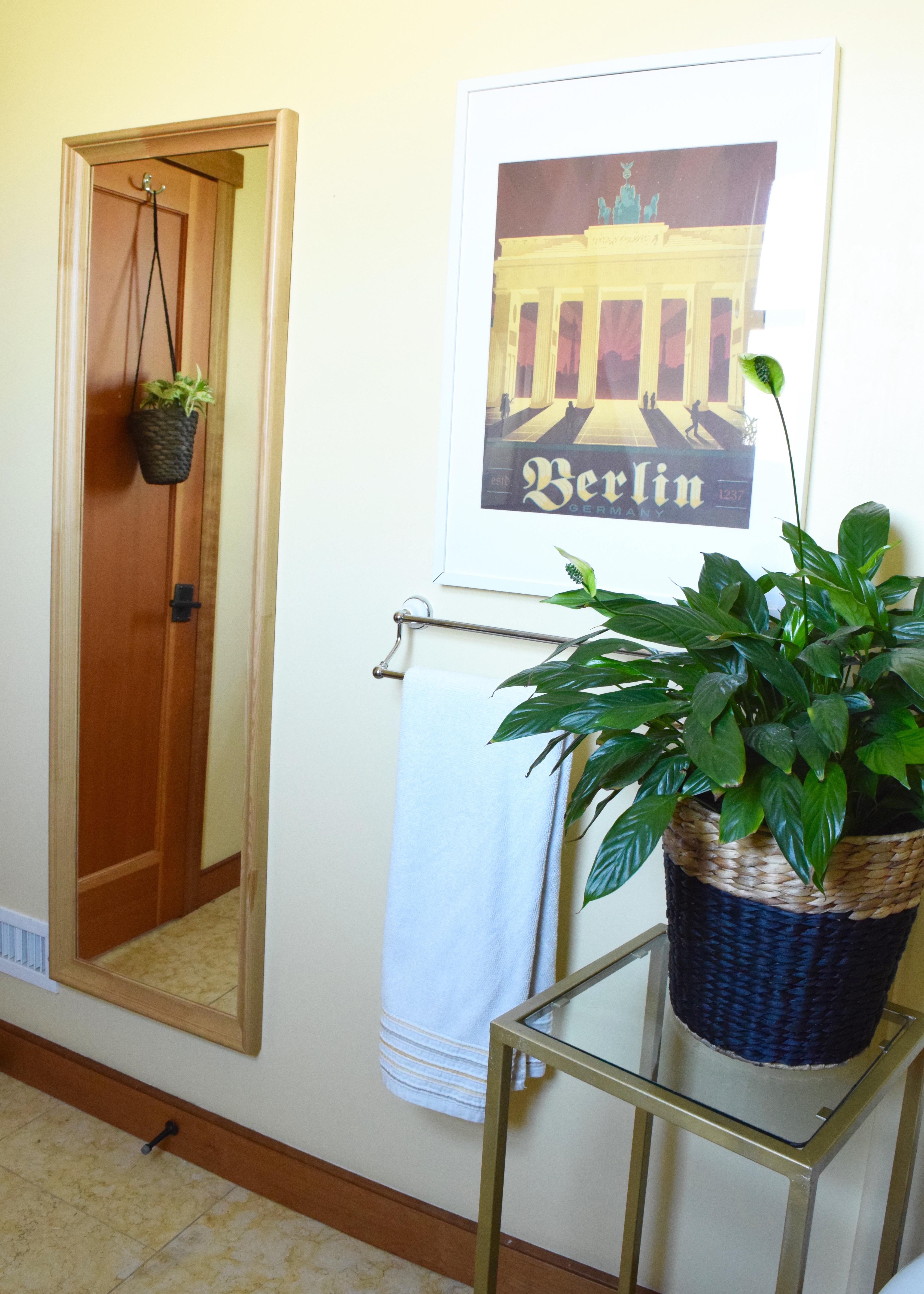 Bungalow Bathroom After | Land of Laurel