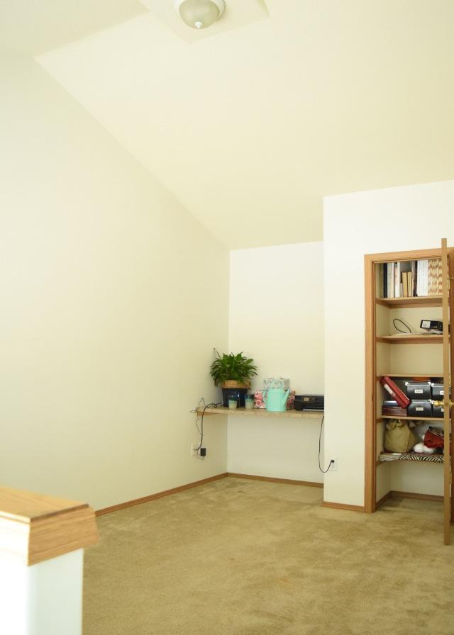 Empty Bonus Room   Land of Laurel