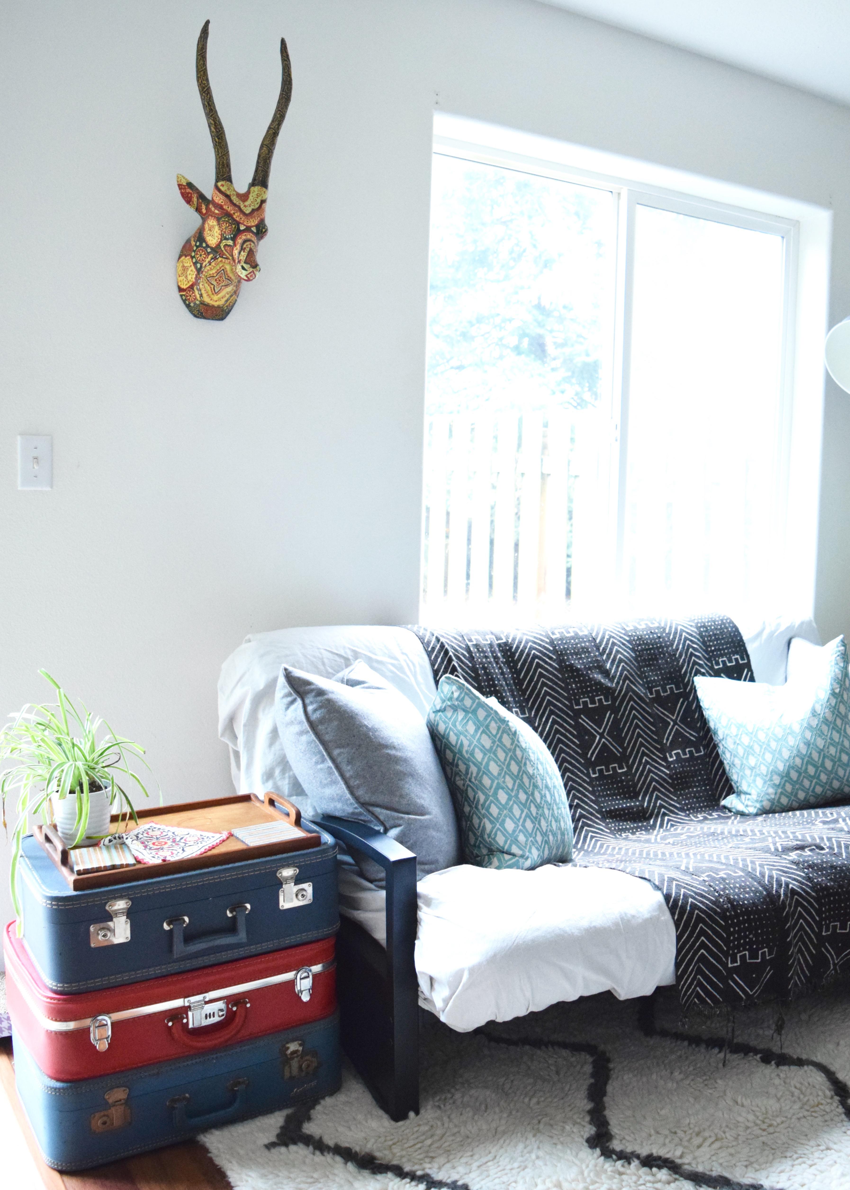 Living Room | Land of Laurel