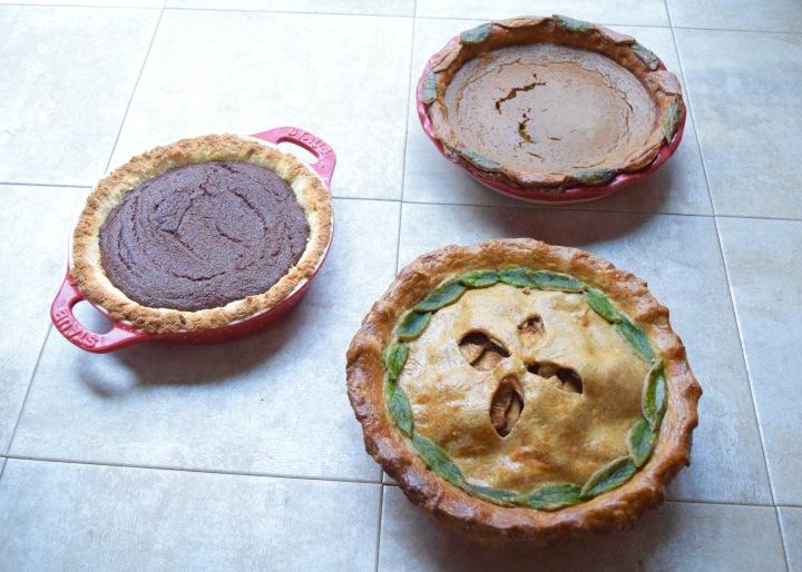 Killer Apple Pie | Land of Laurel