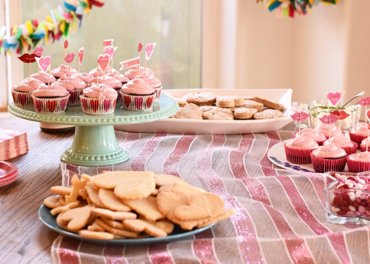 Galentine's Day Party | Land of Laurel