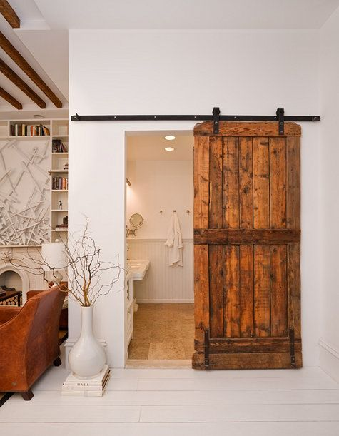Rustic Barn Door | Land of Laurel