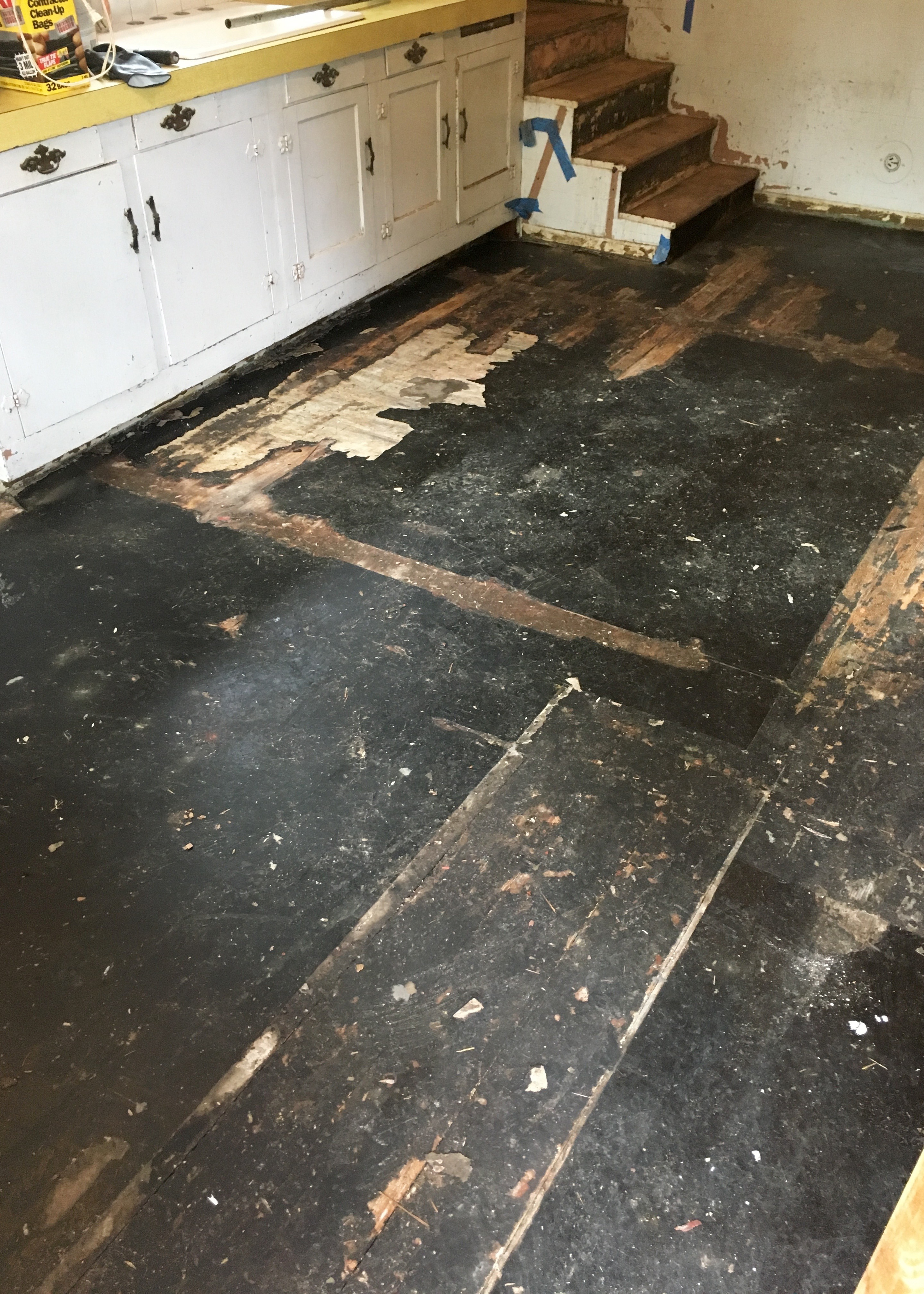 Berrybrier | Kitchen Floor Part 1.jpg