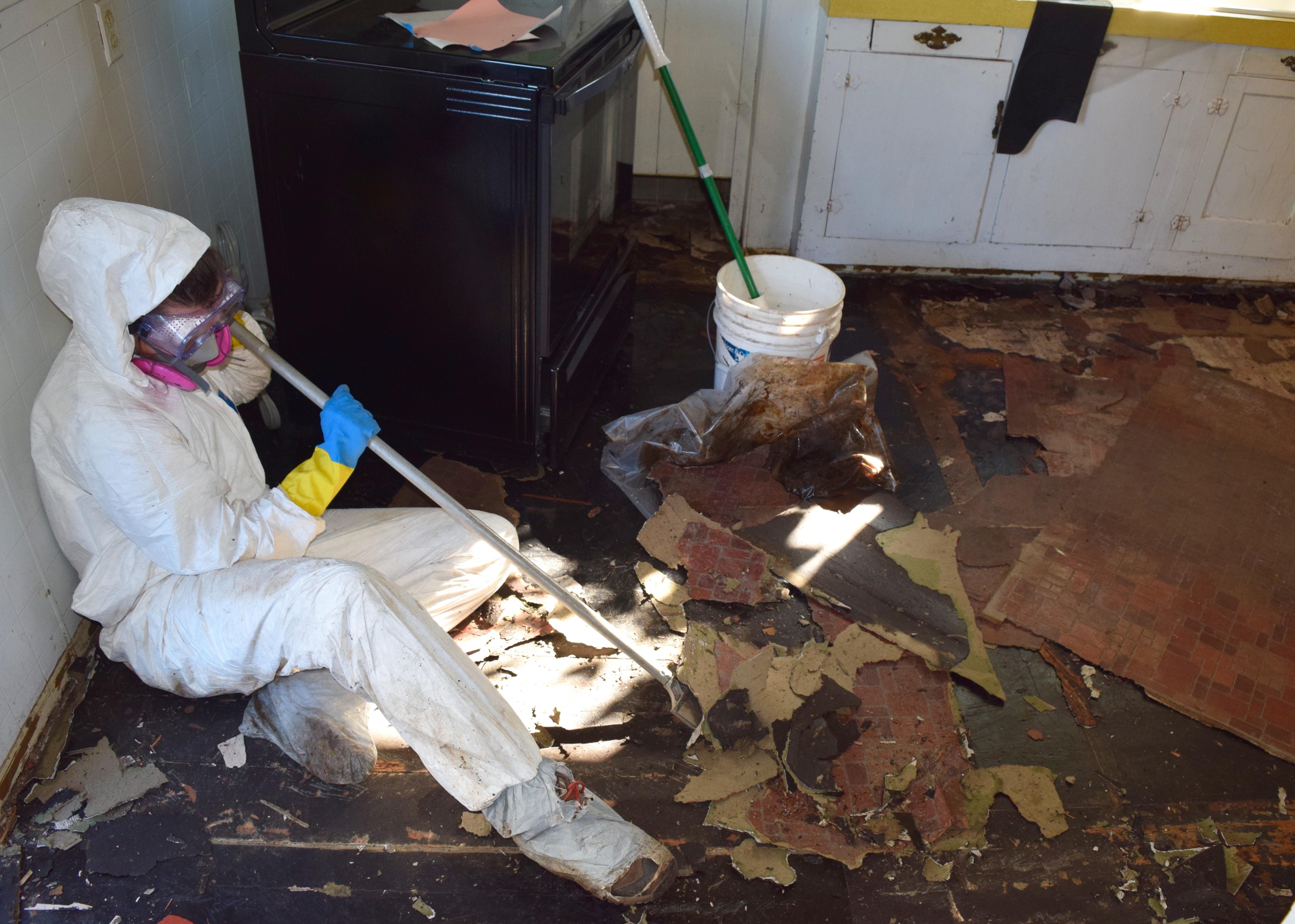 Berrybrier | Scraping Kitchen Floors.jpg